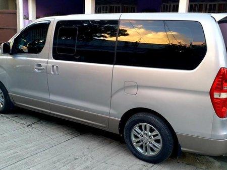 Silver Hyundai Starex for sale in Caloocan