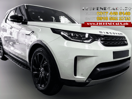 2020 Land Rover LR54 Discovery