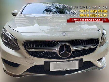 2016 Mercedes Benz S500