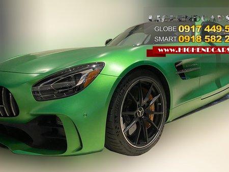 2018 MERCEDES BENZ GTR AMG