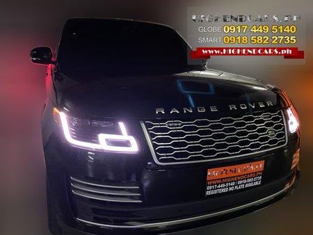 2019 RANGE ROVER AUTOBIOGRAPHY BULLETPROOF INKAS ARMOR