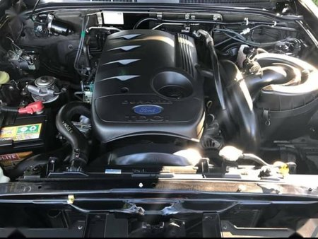 Black Ford Everest 2015 for sale in Quezon City