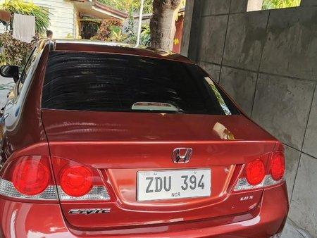 Sell Red Honda Civic for sale in Santa Cruz