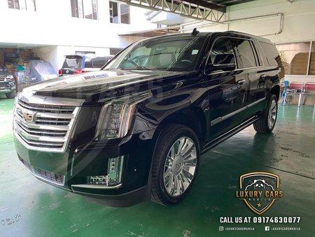 2020 Cadillac ESV Platinum ESV