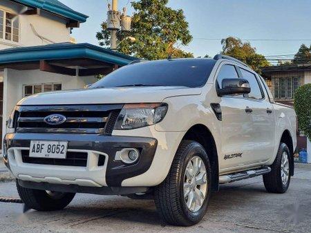 White Ford Ranger for sale in Cainta