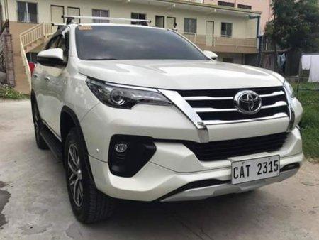 Toyota Fortuner 2.4 V 2020