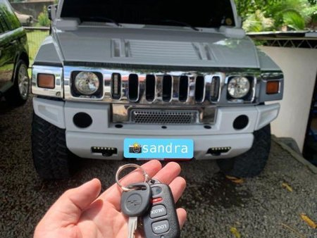 Selling White Hummer H2 for sale in Batangas City