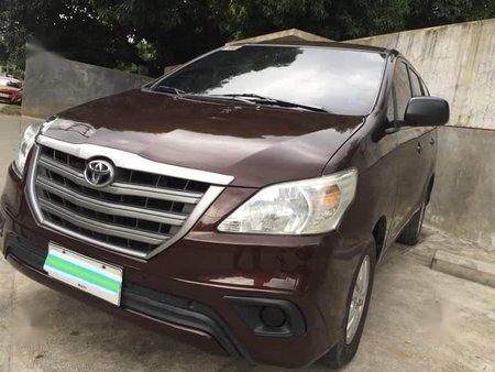 Selling Purple Toyota Innova for sale in Manila