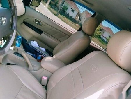 Sell  Silver 2007 Toyota Fortuner for sale in Baguio
