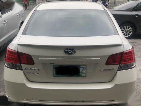Sell Pearl White Subaru Legacy in Manila