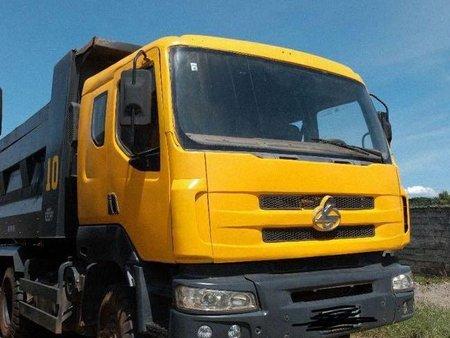 Yellow FAW Dump truck 2012 for sale in Bonifacio Global City (BGC)