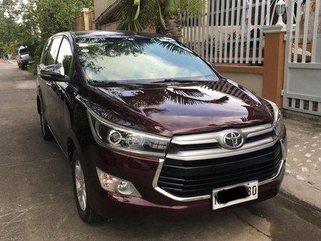 2016 Toyota Innova V
