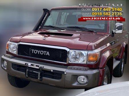 2020 Toyota Land Cruiser LC