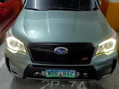 Selling Blue Subaru Forester in Manila
