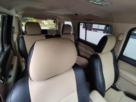 Blue Ford Everest for sale in Bacolor