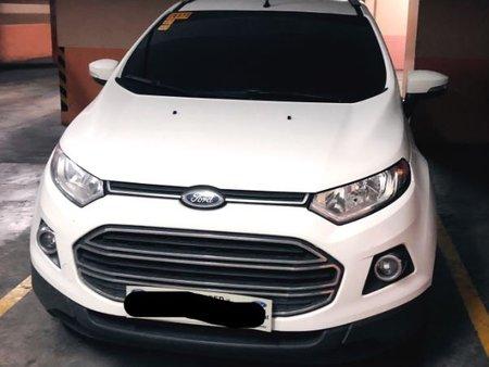 2017 Ford Ecosports 1.5L