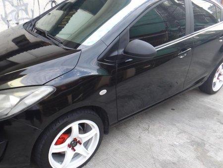 Selling Black Mazda 2 for sale in Manila