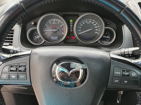 Sell Black 2015 Mazda Cx-9 in Manila