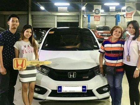 Selling Purple Honda Brio 0 in Quezon City