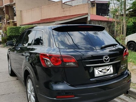 Black Mazda Cx-9 2015 for sale in Santo Tomas