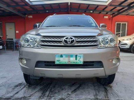 Selling Grey Toyota Fortuner for sale in Las Piñas