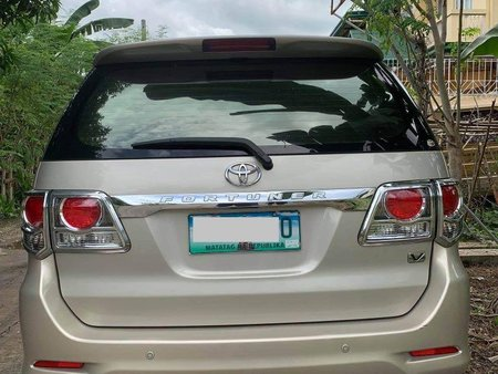 Beige Toyota Fortuner for sale in Manila