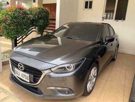 2018 Mazda3 Sports