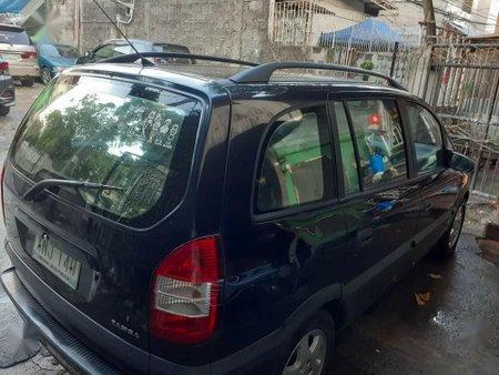 Black Chevrolet Zafira for sale in Pasig Rotonda