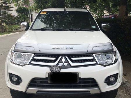Mitsubishi Montero Sports 2015