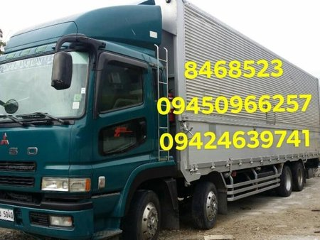 Blue Mitsubishi Fuso for sale in Parañaque