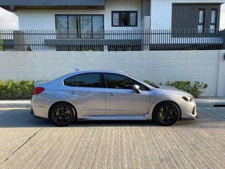 Silver Subaru Wrx 2020 for sale in Manila