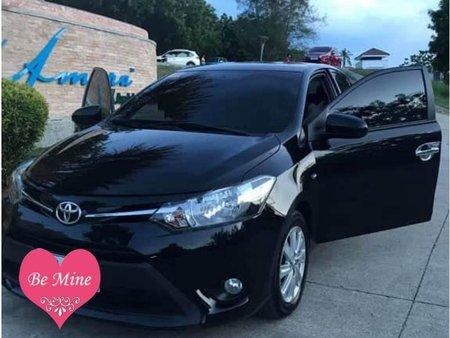 Selling Black Toyota Vios 2016 in Cebu City