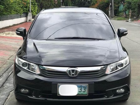 2012 Honda Civic FB 1.8 Exi