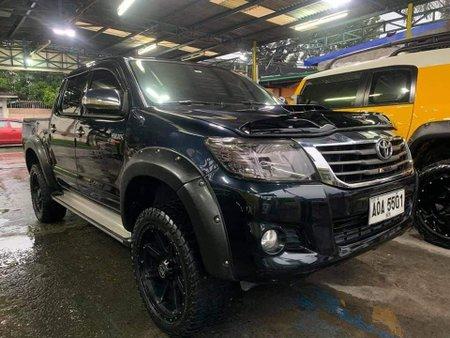Toyota Hilux E 2015