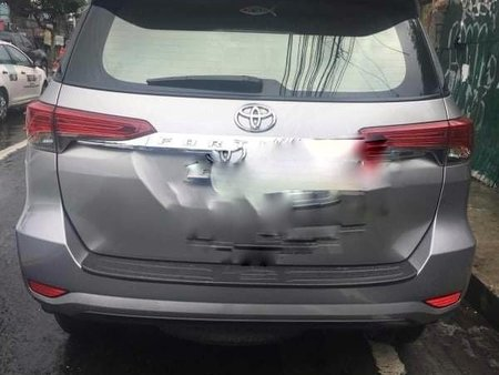 Sell Grey Toyota Fortuner in Makati