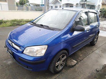 Selling Blue Hyundai Getz in Lemery