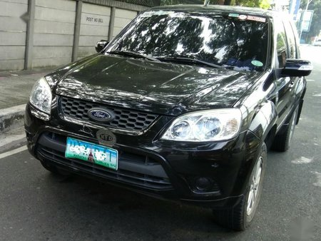 Black Ford Escape for sale in Quezon City