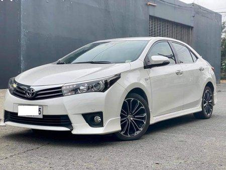 2016 Toyota Altis 2.0 V