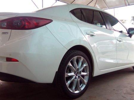 Pearl White Mazda 3 for sale in Bacolod