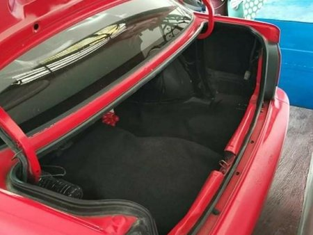 Selling Red Honda City in Quezon City