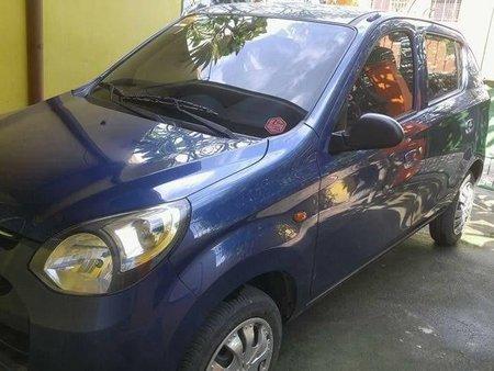 Sell Blue Suzuki Alto in Mabalacat
