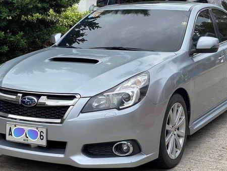 Silver Subaru Legacy for sale in Muntinlupa City