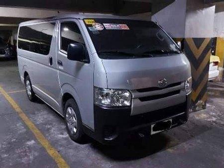 Silver Toyota Hiace for sale in Ortigas Center