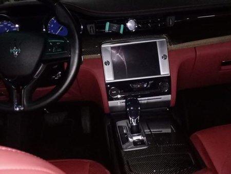 Black Maserati Quattroporte for sale in Manila