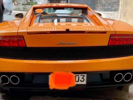 Orange Lamborghini Gallardo 2012 for sale in Santa Rosa