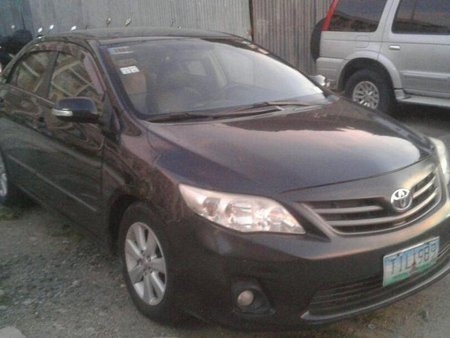 2011 Toyota Altis G Automatic
