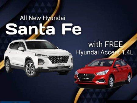 Hyundai Santa Fe 2.2 GLS Auto