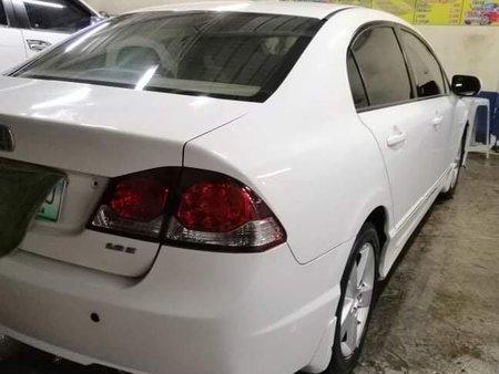 White Honda Civic for sale in Quezon City