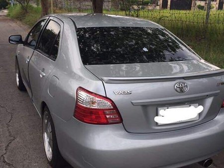 Selling Silver Toyota Vios in Las Piñas