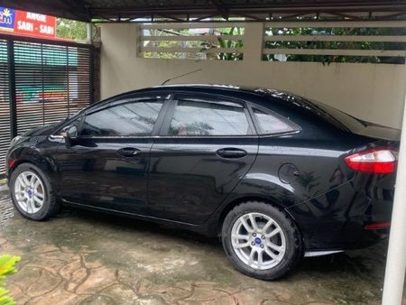 Sell Black Ford Fiesta for sale in Manila